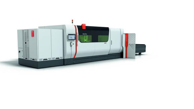 Mit einer Laserpower von 15 kW der ByStar Fiber können Blechverarbeiter ihre Produktion weiter optimieren.