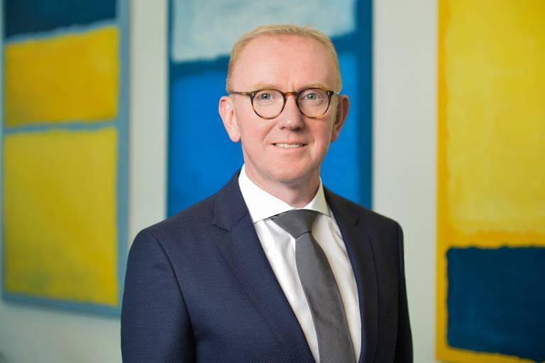 Michael Finger, Sprecher des Vorstands der technotrans SE.