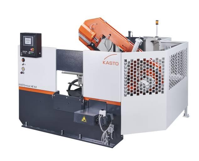 Kasto erweitert seine Baureihe KASTOmicut um den Maschinentyp AE 4.6.