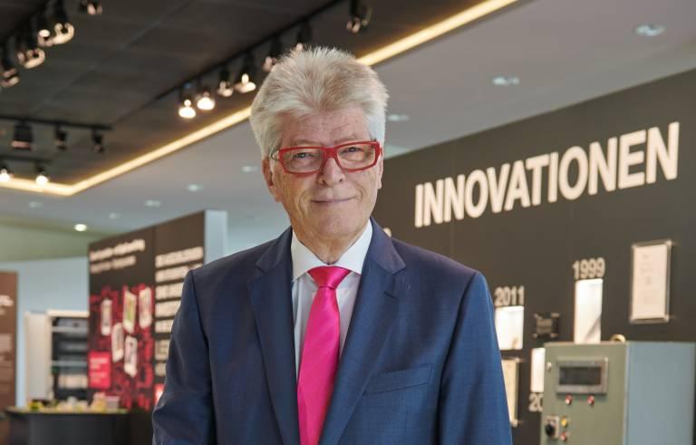 Prof. Friedhelm Loh, Inhaber und Vorstandsvorsitzender Friedhelm Loh Group. (Quelle: German Edge Cloud GmbH & Co. KG)