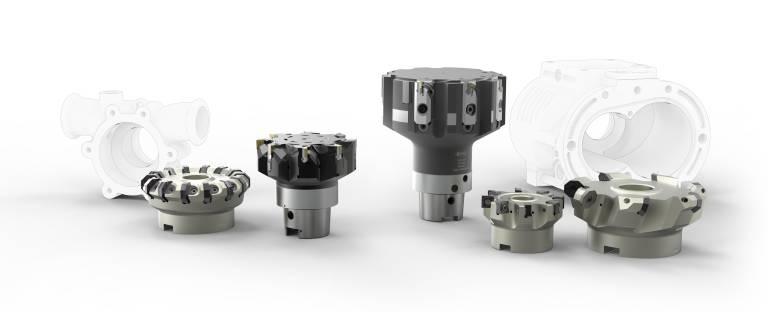 Mapal hat sowohl Schneidstoffe als auch komplette Werkzeugkonzepte für die Bearbeitung von Stahl- und Gusswerkstoffen im Programm.