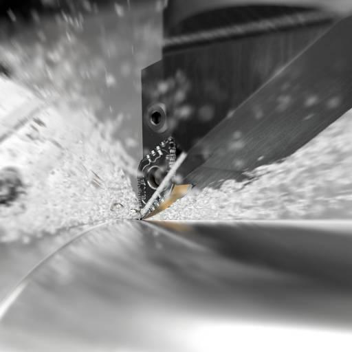 Die neuen Coromant Capto®-Werkzeughalter für die T-Max® P-Wendeschneidplatten zum Drehen ermöglichen dank zielgerichteter Kühlung von oben und unten höhere Standzeit und Produktivität bei der Zerspanung von ISO S-, ISO M- und ISO P-Werkstoffen.