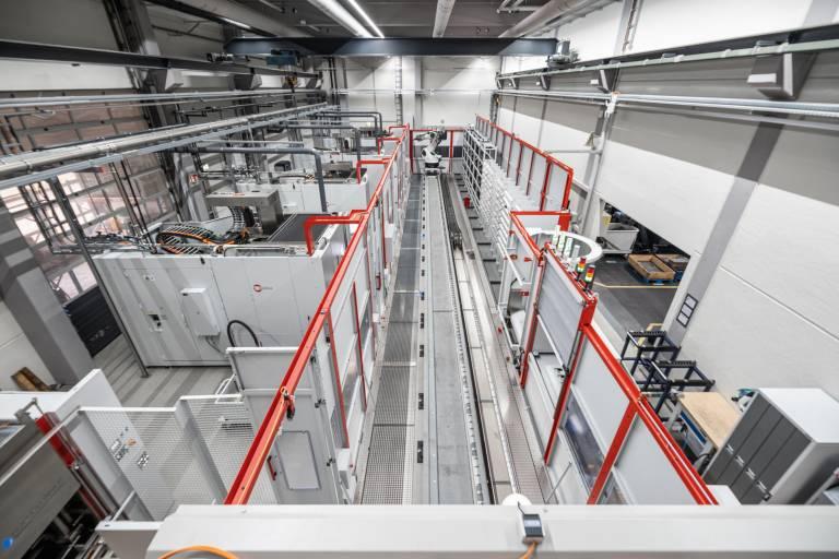 Die Maschinenfabrik Berthold Hermle AG hat sich im coronabedingt schwierigen Jahr 2020 gut behauptet.