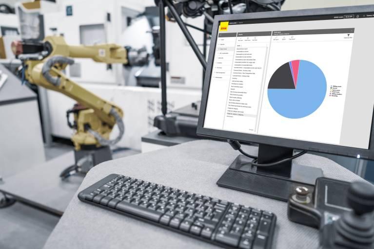 Um die Kontrolle über Lagerbestände und Kosten zu behalten, kombiniert die CoroPlus Tool Supply-Software automatisierte Ausgabesysteme und Services zu einer leistungsfähigen und benutzerfreundlichen Gesamtlösung.