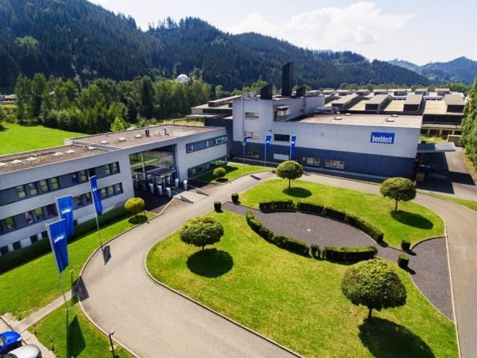 Die Boehlerit GmbH & Co.KG in Kapfenberg.