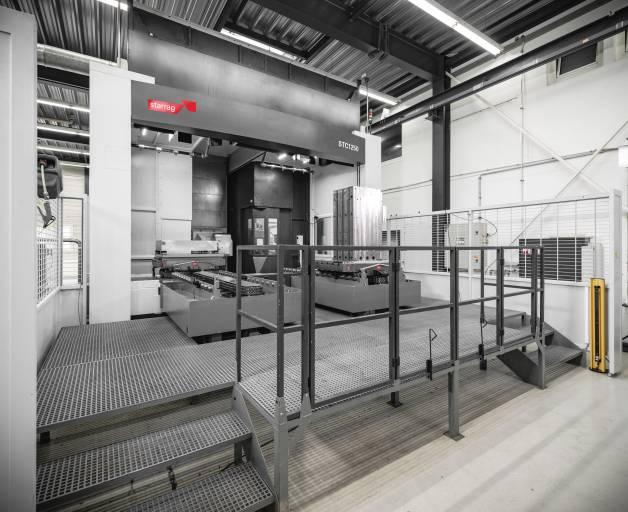 Besonders wichtig ist dem tec-spiration-Team die Qualität des Fünf-Achs-Bearbeitungszentrums Starrag STC 1250. Sie basiert auf einem steifen Maschinenaufbau und zeigt sich in stabilen, vibrationsarmen Zerspanungsprozessen, präziser Bearbeitung und hoher Produktivität.