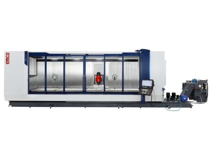 Das CNC-Fräszentrum MMV 3200.