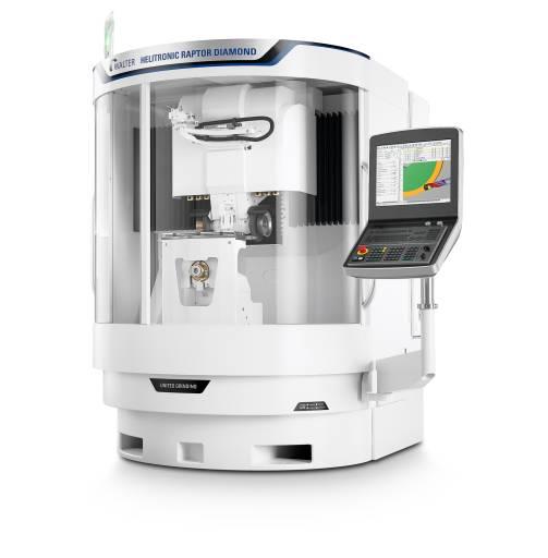 Die HELITRONIC RAPTOR DIAMOND ist innerhalb des Erodier-Portfolios von Walter Maschinenbau eine leistungseffiziente Einsteigerlösung.