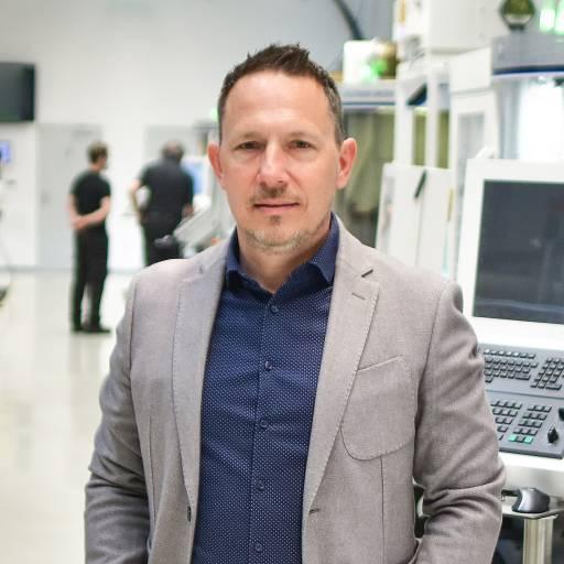 """""""Tool Competence"""" ist bei Wedco nicht nur ein Slogan, sondern ein gelebtes Geschäftsprinzip.  Ing. Thomas Fietz, Geschäftsführer von Wedco Tool Competence."""