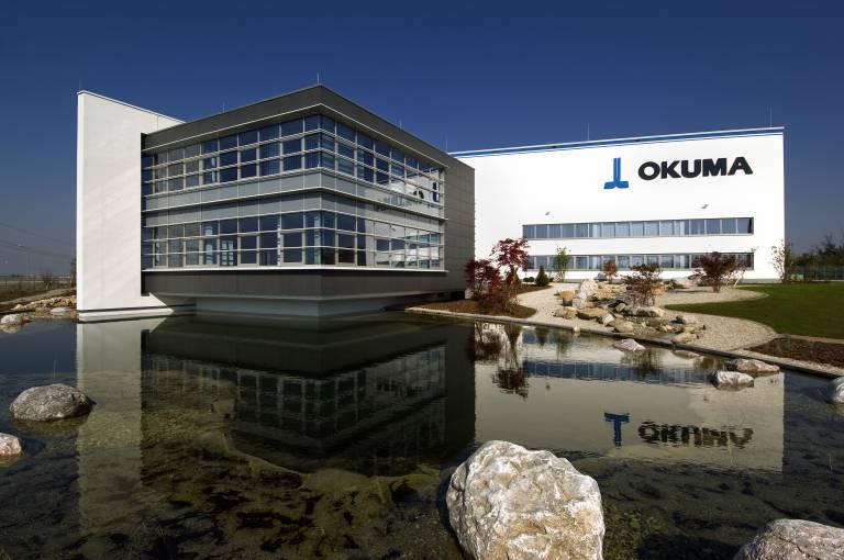 Erstmalig in Europa kann im Okuma Technical Centre in Parndorf auch das vertikale Bearbeitungszentrum MB-80V besichtigt werden.