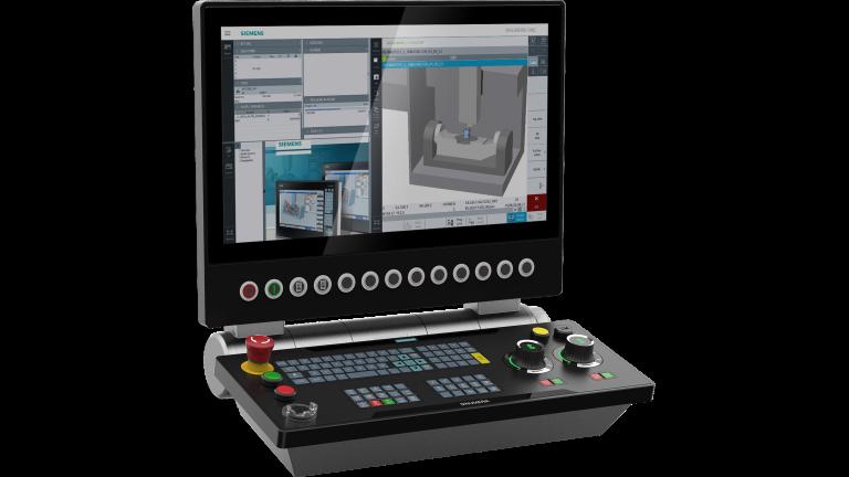 Mit den neuen Sinumerik One MCPs präsentiert Siemens eine intuitive Maschinenbedienung, die CNC-Anwendern mehr Komfort, Effizienz und Flexibilität bietet.
