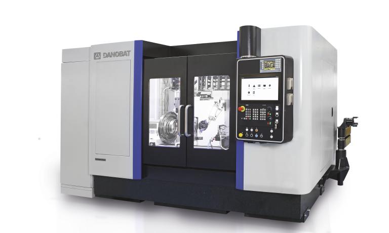 Danobat wird die neue Generation der Außen- und Innenschleifmaschinen CG-1800 vorstellen. Diese Maschinen können konventionelle Schleifmittel bei Scheibengeschwindigkeiten von 80 m/s auftragen.