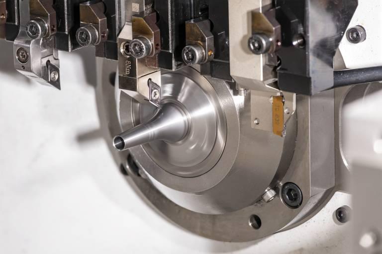 Neoswiss von Iscar bietet zahlreiche Einsatzmöglichkeiten und vor allem kurze Rüstzeiten.